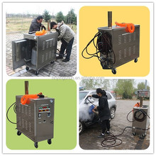 2015 CE 12*4V LPG mobile 20bar auto vapor steam car was equipment, steam cleaners sold in uk