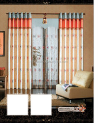 Home decorating curtain