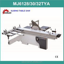 Plywood woodworking sliding preicision panel table saw machine