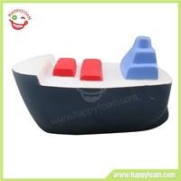 PU Ship Stress Relief Toys