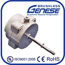 High efficient power saving BLDC motor