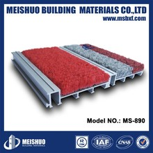Best selling Aluminum entrance Mat for mall