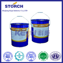 Strorch semifluid road crack repairing sealant