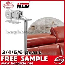 Made of Iron adjustable sofa designs,sofa headrest mechanism