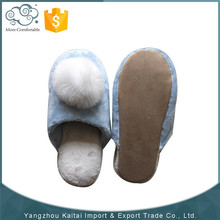 Relax lovely wholesale ladies fashion winter indoor slippers overstocks