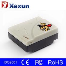 XEXUN New model xt013 free online software gps sim card tracker for cat