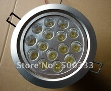 15W LED Complete High Quality Downlights