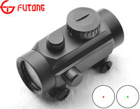 Rifle Scope Red Dot Gun Sight 1X30 (W/21mm) Red Dot Scopes Sight Riflescope