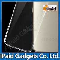 1000 Pcs / Lot Wholesale - Ultra Thin Crystal Clear TPU Transparenft Clicone For Apple iPad Mini 2