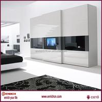 Unique Design for bedroom wardrobe with sliding doors