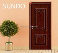 modern house wood door water proof interior door melamine dinnerware