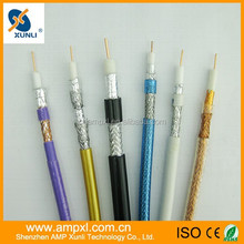 2015 hot selling rg6 Coaxial cable for CATV satellite system