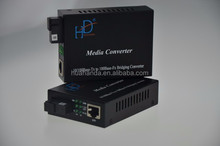 Net link 10/100M,20KM,Media convert,Fiber Ethernet Converter with 4 RJ45 Ports;Optical media converter