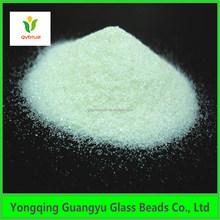 Chinese white glass sand export