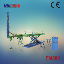 Best quality CE approved car bench/auto chassis alignment bench/frame machine