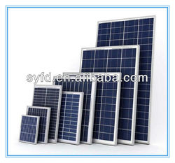 200W Price Thin Film Solar Panels with TUV CE Certificate