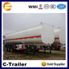 New model hot Selling 3 Axle African Oil Tanker Semi Trailer