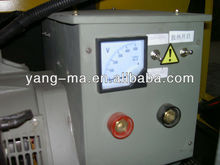 water cooled mobile silent 380V 24KW 30 KVA dc welding generator 600A