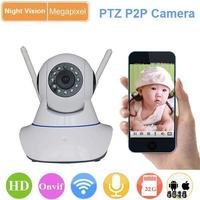 360 degree webcam mini ir p2p p2p network ip camera