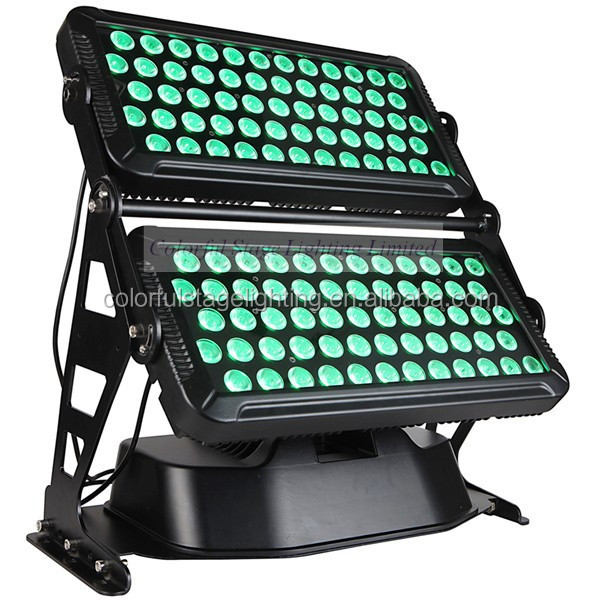 120x15w Rgbwa 5in1 Outdoor Led Wall Washer Light - Buy Outdoor Led Wall Washer Light,5in1 Led ...
