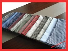 100 cotton yarn dyed fabric 100%cotton yarn dyed checks fabric for shirts