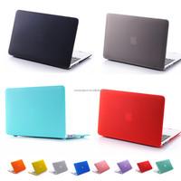 Matt laptop case for macbook laptop case, hard cover laptop case