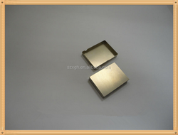 stamping tinplate screening can/ shield cover/ screening box for pcb board/anti radiation shielding fence