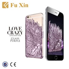 Angel Wing 3D cell phone case for mobile phone accessory Hot selling for iphone6 case,for iphone 6 plus High-quality case