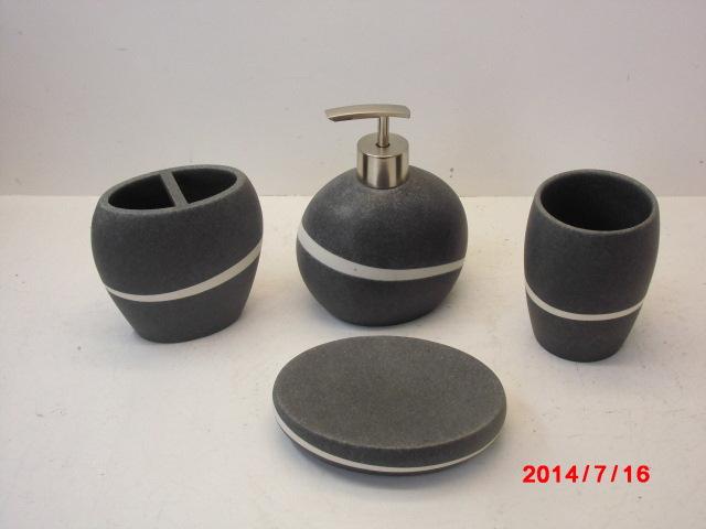 black stone bathroom accessories sets shenzhen hongying On black stone bathroom accessories
