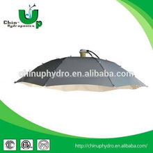 parabolic anodized aluminum reflector/ air cooled reflector/ hydroponic reflector grow light
