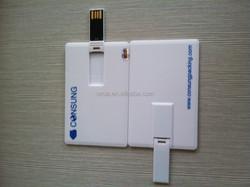 alibaba express encryption and waterproof business card usb flash drive 2gb 4gb 8gb 16gb 32gb 64gb