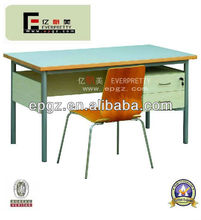 Hot Sell School Table and Chair for Teacher Used/School Teacher Table/Trainer Desk Design