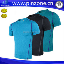 Body building wear training Running for fitness Sweat quick-drying short-sleeve