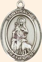 Various of Shape Metal saint medal
