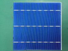 Grade B 156x156mm Poly cheap solar cell