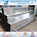 ASTM A500 cuadrado y rectangular tubo de acero galvanizado size 50*100-400*600