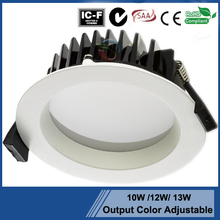 SAA approval downlight White /Nickel/ Chrome brushed new products looking for distributor