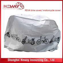 custom size tandem bike cover