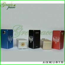 Greenpace powerful Mech box mod electronic cigarette Four 18650 batteries Hammer of God box mod