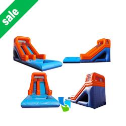 OEM Design Giant Inflatable Water Slide For Adult Slide