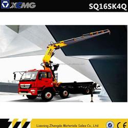 machine manufacturer telescopic boom truck mounted crane Made in CHINA