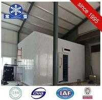 Good quality water resistant freezer wall cold room insulation pu panel