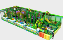 Hot sell indoor playground kids naughty castle