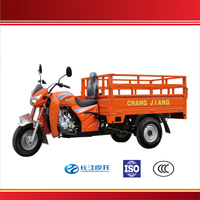 China widely used 3 wheel gas motor scooter for cargo