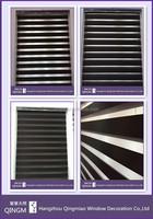 Hangzhou Blind Textile High-density Zebra Blind For Home Window Decoration