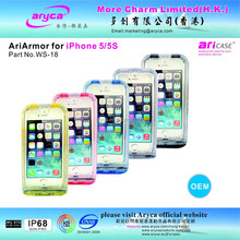 Unique Protective Popular Stylish Waterproof Case for iPhone5/ 5S