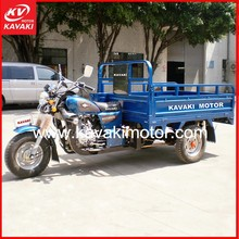150CC 200CC 3 Wheel Cargo Motor Tricycle With 1 Passenger Seat / Driver Seat