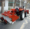 High quality SX150 1.5m widht 25HP Tractor mounted Snow Sweeper for sale