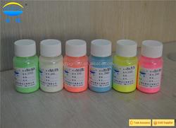 Yunzhu pigment photoluminescent pigment luminous nail enamel pigment