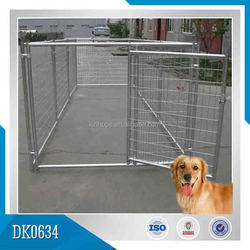 Hot Sales Galvanized outdoor Dog Fence/Dog House/Dog Kennel/Dog Cage